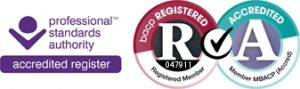 BACP Accredited and Registered Counsellor
